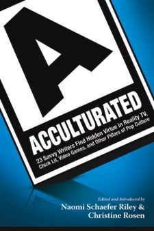Acculturated book cover, published by Templeton Press