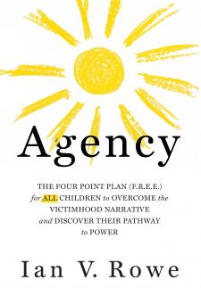 Agency, book cover, published by Templeton Press