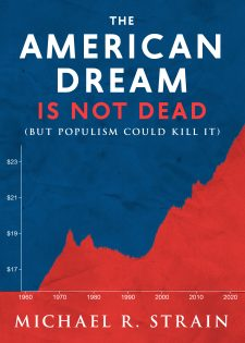 The American Dream Is Not Dead book cover, published by Templeton Press