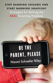 Be the Parent, Please book cover, published by Templeton Press