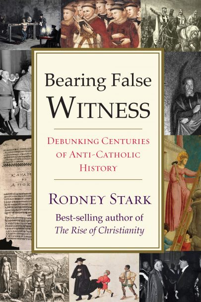 Bearing False Witness book cover, published by Templeton Press