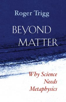 Beyond Matter book cover, published by Templeton Press