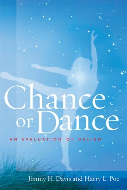 Chance or Dance book cover, published by Templeton Press