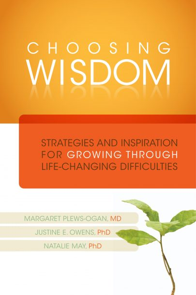 Choosing Wisdom book cover, published by Templeton Press
