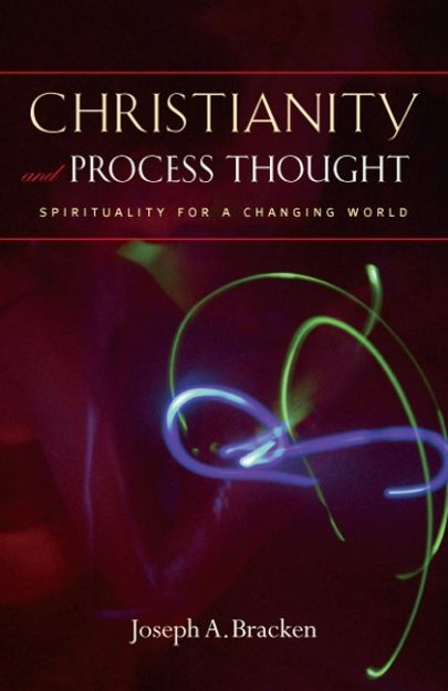 Christianity and Process Thought book cover, published by Templeton Press