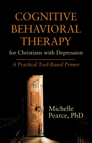 Cognitive Behavioral Therapy book cover, published by Templeton Press
