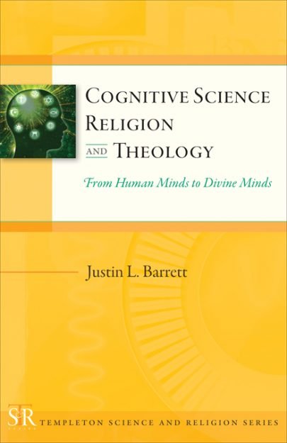 Cognitive Science, Religion, and Theology book cover, published by Templeton Press