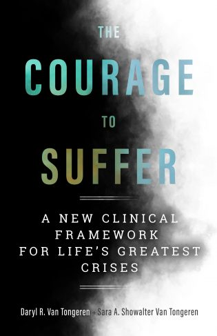 The courage to suffer, book published by Templeton Press