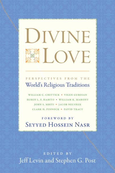 Divine Love book cover, published by Templeton Press