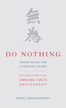 Do Nothing book cover, published by Templeton Press