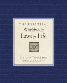 The Essential Worldwide laws of life, book published by Templeton Press