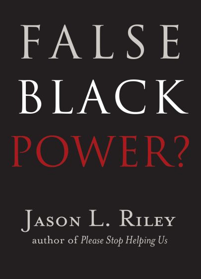 False Black Power? book cover, published by Templeton Press
