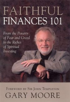 Faithful Finances 101 book cover, published by Templeton Press