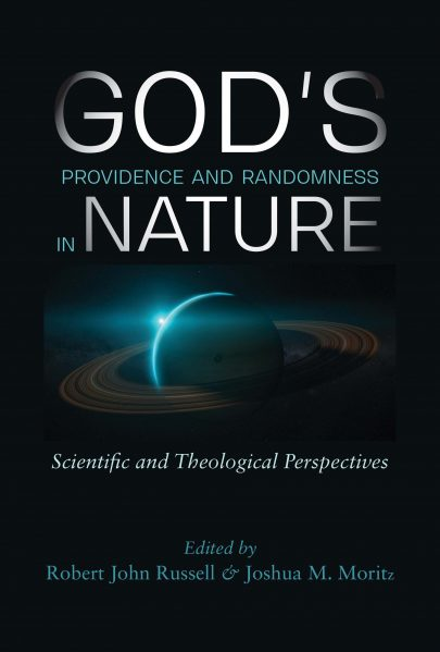 God's Providence and Randomness in Nature book cover, published by Templeton Press