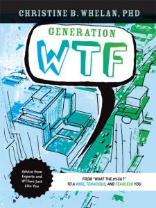 Generation WTF book cover, published by Templeton Press
