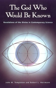 The God Who Would be Known, book published by Templeton Press