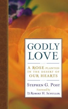 Godly Love book cover, published by Templeton Press