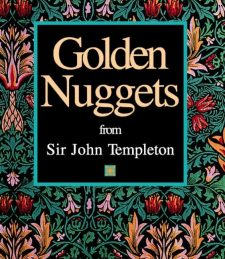 Golden Nuggets book cover, published by Templeton Press
