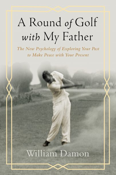 A Round of Golf with My Father book cover, published by Templeton Press