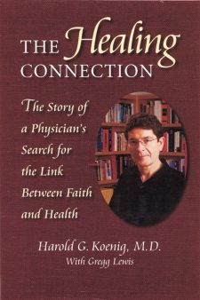 The Healing Connection, book published by Templeton Press