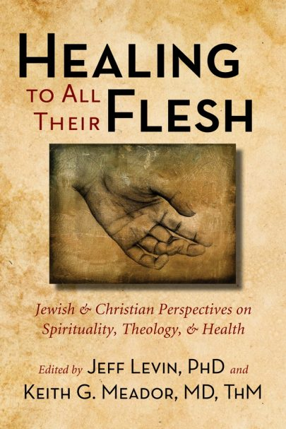 Healing to All Their Flesh book cover, published by Templeton Press