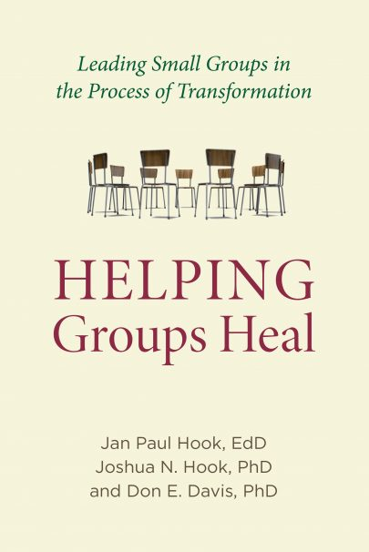 Helping Groups Heal book cover, published by Templeton Press