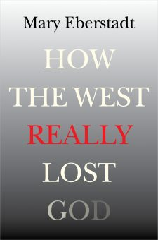 How the West Really Lost God book cover, published by Templeton Press