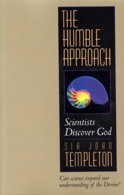 Humble Approach, book published by Templeton Press