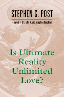 Is Ultimate Reality Unlimited Love? book cover, published by Templeton Press