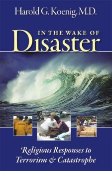 In the Wake of Disaster book cover, published by Templeton Press