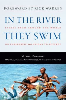 In the River They Swim book cover, published by Templeton Press