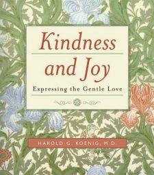 Kindness and Joy book cover, published by Templeton Press