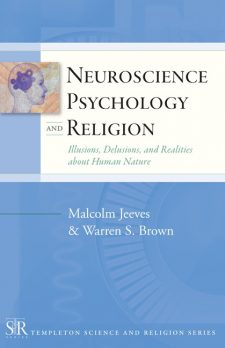 Neuroscience, Psychology, and Religion book cover, published by Templeton Press