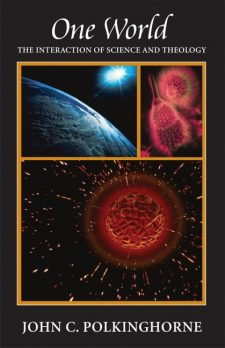 One World book cover, published by Templeton Press
