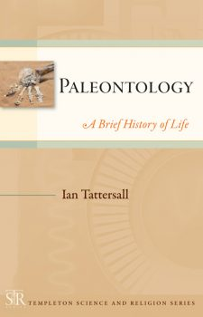 Paleontology book cover, published by Templeton Press