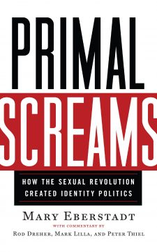Primal Screams book cover, published by Templeton Press