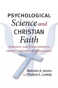 Psychological Science and Christian Faith book cover, published by Templeton Press