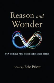 Reason and Wonder book cover, published by Templeton Press