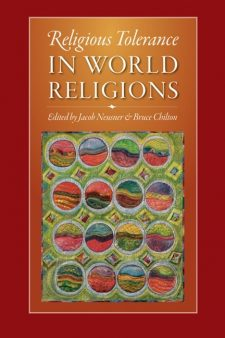 Religious Tolerance in World Religions book cover, published by Templeton Press