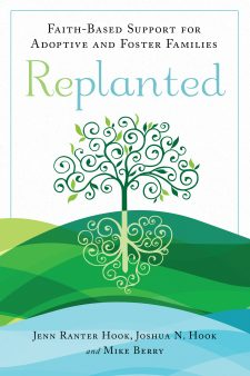 Replanted book cover, published by Templeton Press