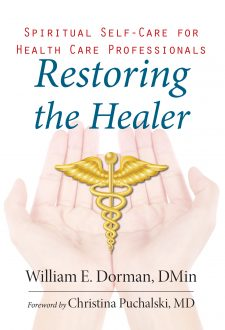 Restoring the Healer book cover, published by Templeton Press