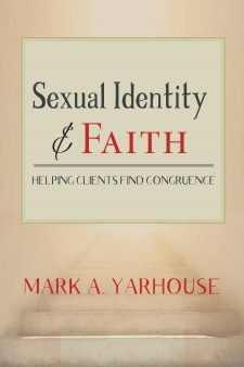 Sexual Identity and Faith book cover, published by Templeton Press