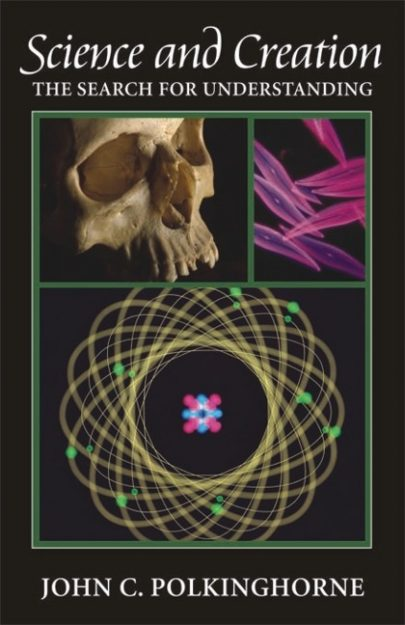 Science and Creation book cover, published by Templeton Press