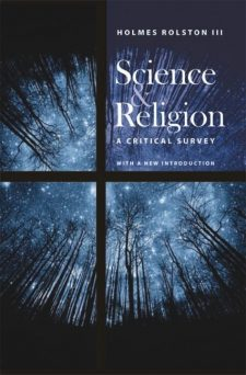 Science and Religion book cover, published by Templeton Press