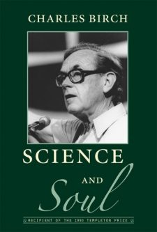 Science and Soul book cover, published by Templeton Press