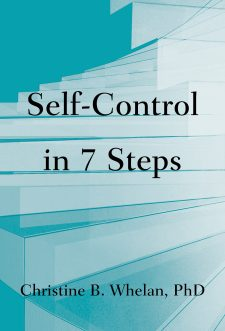 Self-Control in Seven Steps book cover, published by Templeton Press