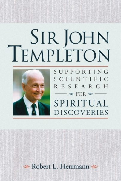 Sir John Templeton book cover, published by Templeton Press