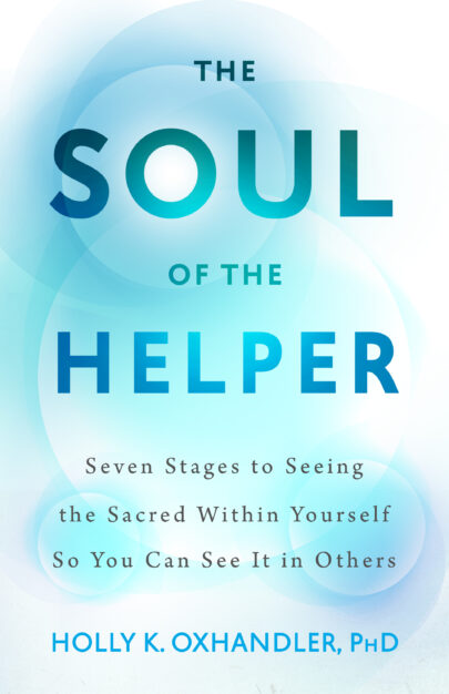 Soul of the Helper Book Cover published by Templeton Press