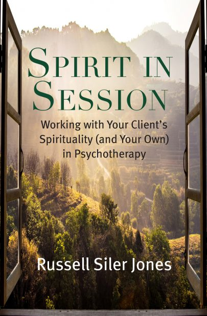Spirit in Session book cover, published by Templeton Press