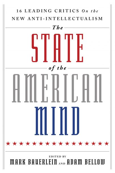 State of the American Mind book cover, published by Templeton Press